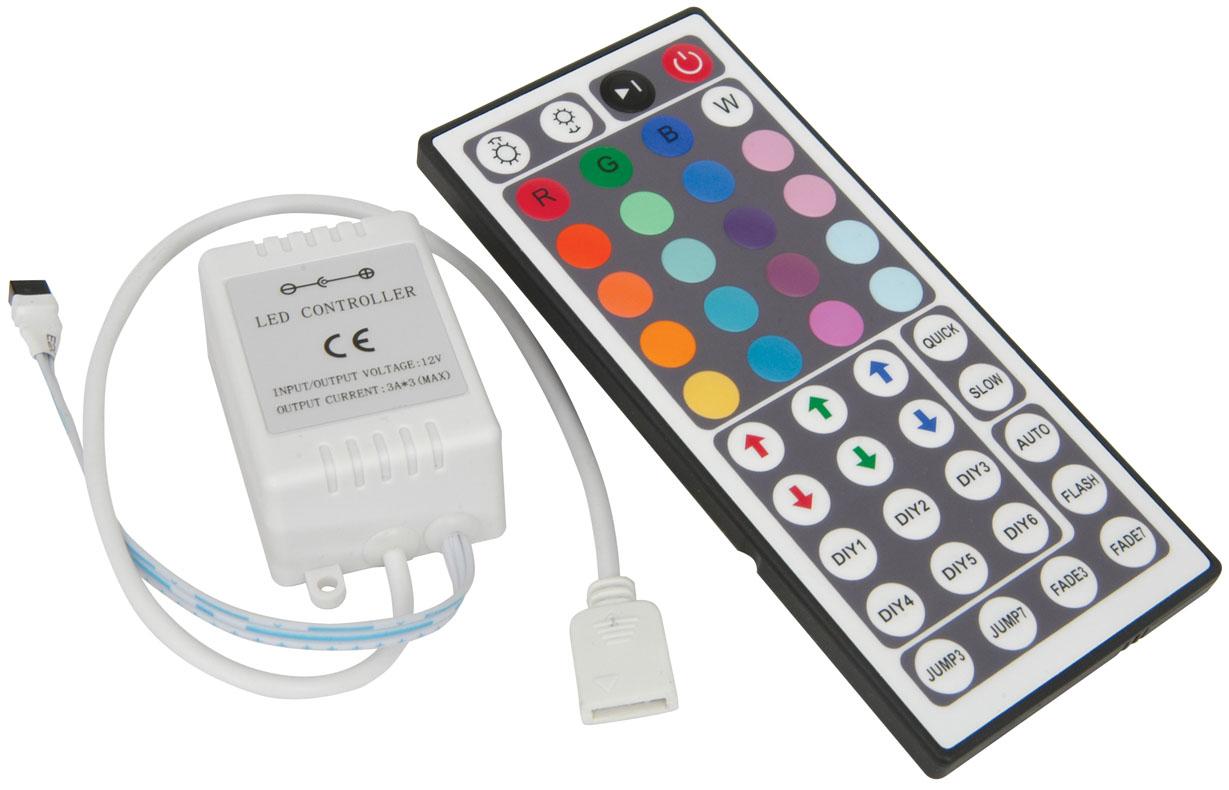Led strips 44 knops afstandsbediening Gebruiksaanwijzing | Ledstrip ...