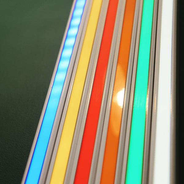 aluminium profielen voor rgb led strips
