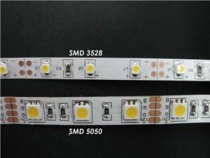 3528 5050 verschillen led strips