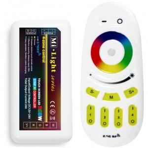 rf rgb(w) controller en afstandsbediening