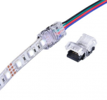 ip20 rgb connector van strip naar kabel