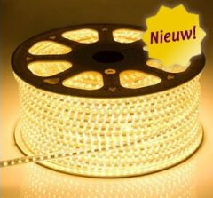warm witte led strip 50 meter