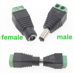 Voeding connector female