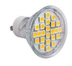 GU10 24 LED SMD 5050 230 V led spo