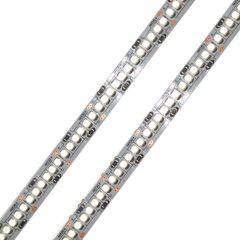 led strip koud wit 240 leds 24v aan