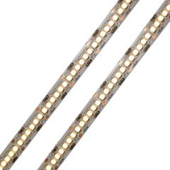 led strip warm wit 240 leds 24v aan