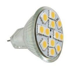 LED lamp MR11 GU10 6 LED SMD 5050 230 V