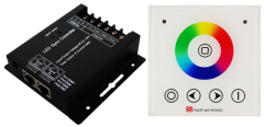 RGB/RGBW muurbediening