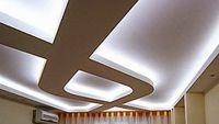 led strip plafond