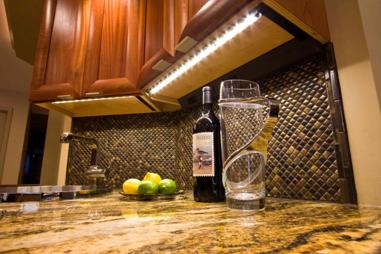 led strips onder keukenkasten