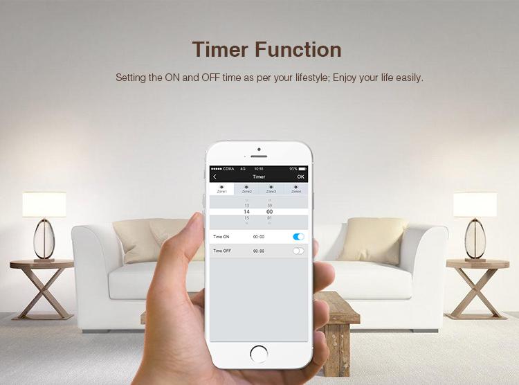 Timer functie